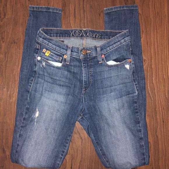 📍yoga jeans(3\$25)